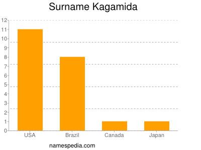Surname Kagamida