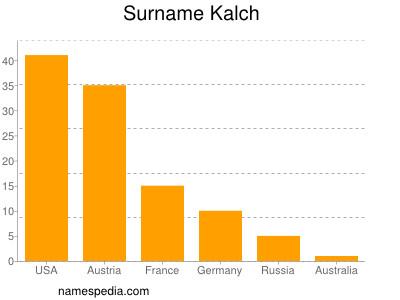 Surname Kalch