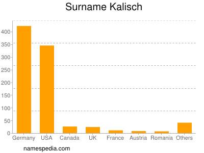 Surname Kalisch