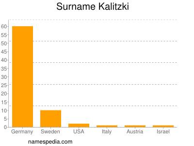 Surname Kalitzki