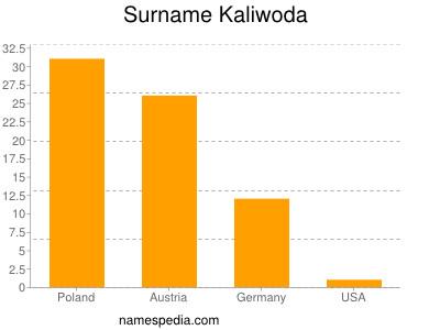 Surname Kaliwoda