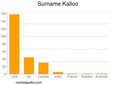 Surname Kalloo