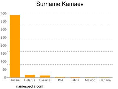 Surname Kamaev