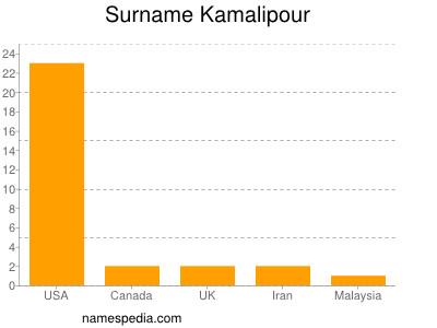 Surname Kamalipour
