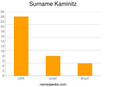 Surname Kaminitz