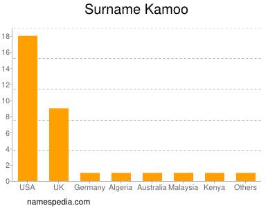 Surname Kamoo