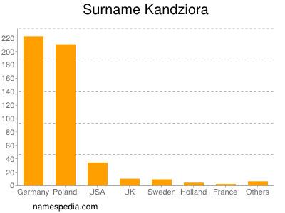 Surname Kandziora