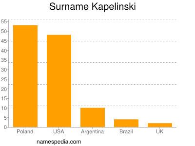 Surname Kapelinski