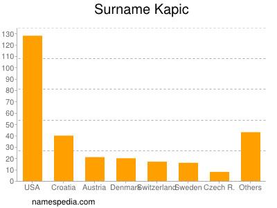 Surname Kapic