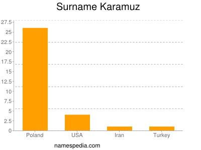 Surname Karamuz