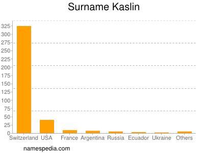 Surname Kaslin