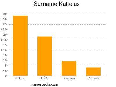 Surname Kattelus