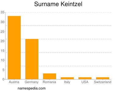 Surname Keintzel