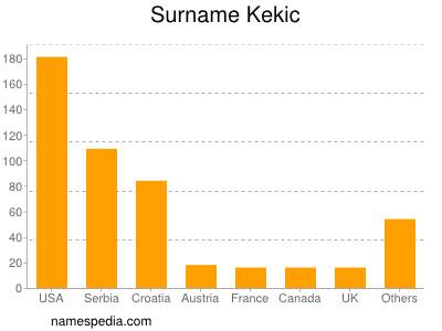 Surname Kekic