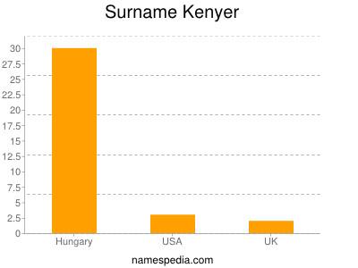Surname Kenyer