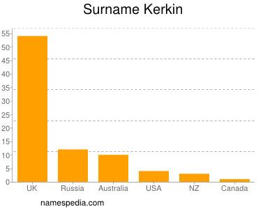Surname Kerkin