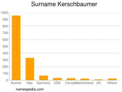 Surname Kerschbaumer