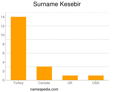 Surname Kesebir