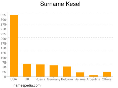 Surname Kesel