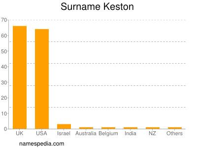 Surname Keston