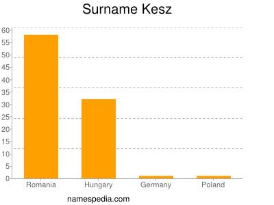 Surname Kesz