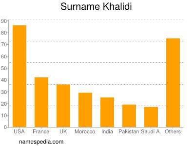 Surname Khalidi