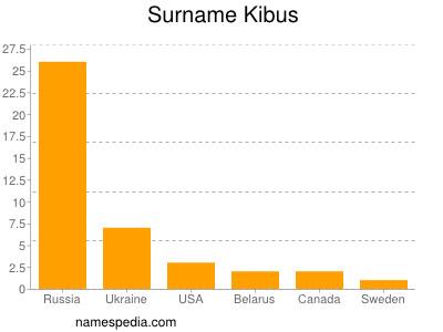 Surname Kibus