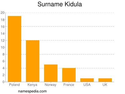 Surname Kidula