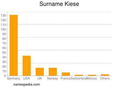 Surname Kiese