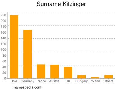 Surname Kitzinger