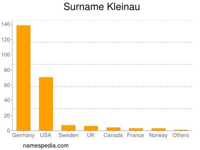 Surname Kleinau