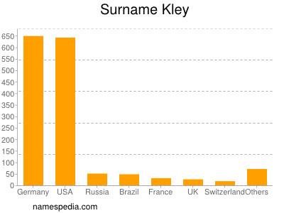 Surname Kley