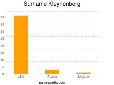 Surname Kleynenberg