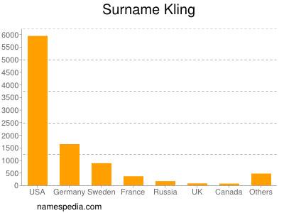 Surname Kling
