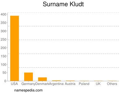 Surname Kludt