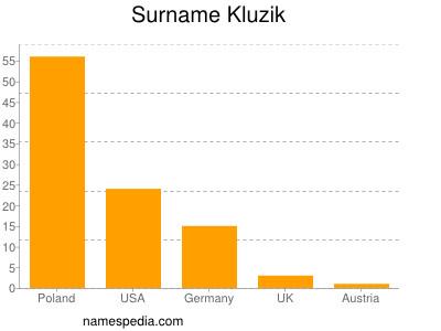 Surname Kluzik