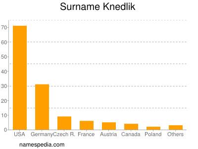 Surname Knedlik