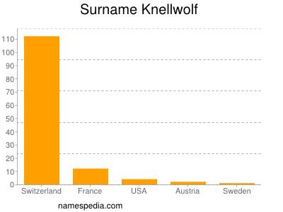 Surname Knellwolf