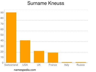 Surname Kneuss