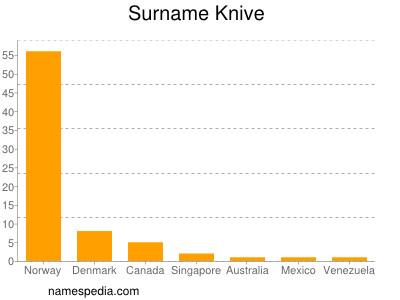 Surname Knive