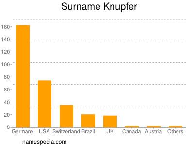 Surname Knupfer