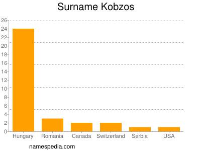 Surname Kobzos