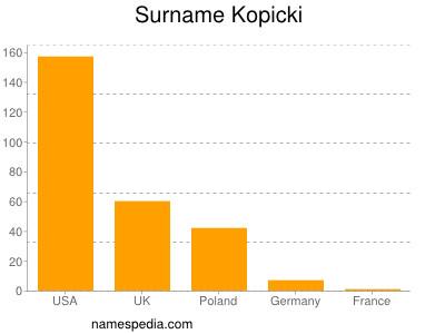 Surname Kopicki