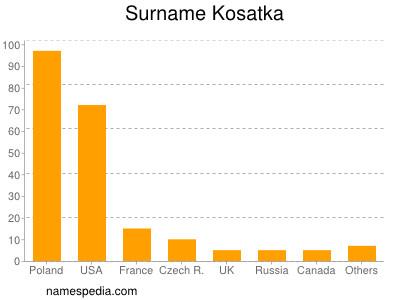 Surname Kosatka