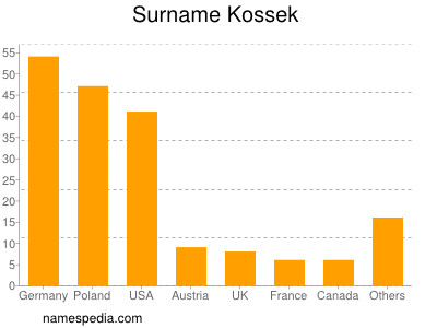 Surname Kossek