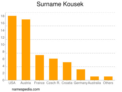 Surname Kousek