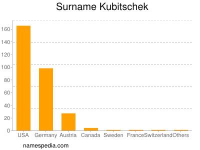 Surname Kubitschek