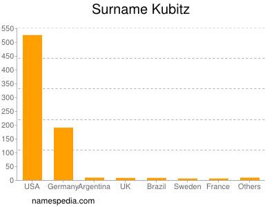 Surname Kubitz