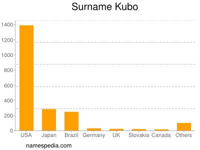Surname Kubo