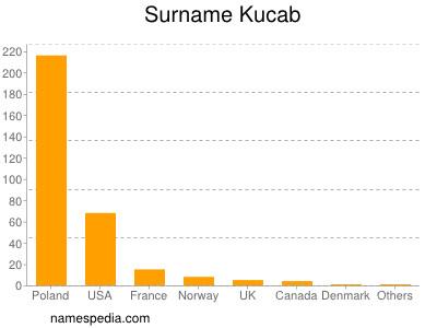 Surname Kucab
